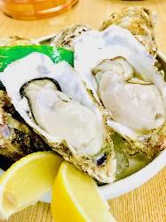 三陸宮城、岩手、北海道! かきの食べ比べもお楽しみ下さい!