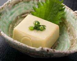 ◆ごま豆腐