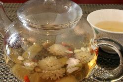 身体に優しい中国茶