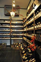 イタリアワインが豊富。