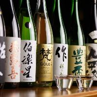 秋田清酒の刈穂シリーズがオススメです。