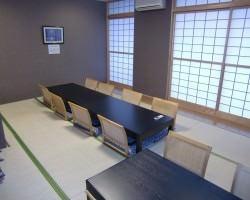 洋室72名様×2室(海・観覧亭)お座敷14名様