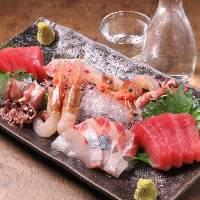 【素材にこだわる】 東北の食材を活かした料理でおもてなし