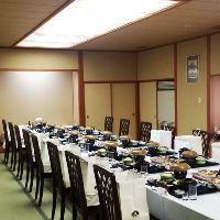和室【鳥海・若竹の間】 2階 最大収容30名様