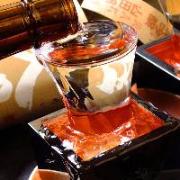 福島県会津地酒や銘酒をご用意しております。