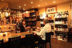 ★秋のお酒もラインナップ中!(^^♪