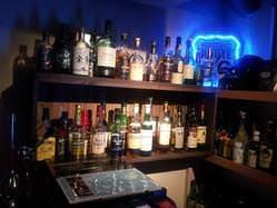 ウィスキーも¥450~豊富にご用意しております。