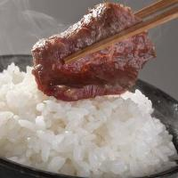 *◇食欲刺激◇* たれを絡めた焼肉を白いライスで追いかける!