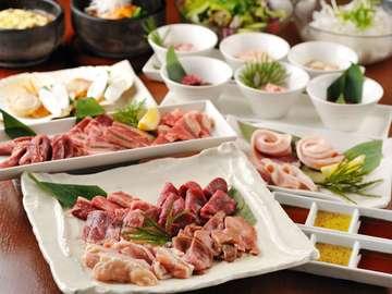 焼肉食べ放題 じゅうじゅう イオンモール富谷店