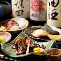 【忘年会コース】 宮城の名物料理が大集結!嬉しい飲み放題付