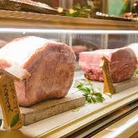 【米沢牛】 一頭買いしてお店でさばく極上のお肉◎希少部位も