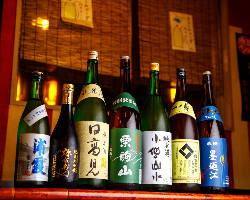 宮城県の地酒付き飲み放題コースあり!