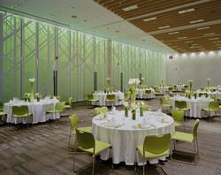 別会場で団体様用のイベントホール 貸切でのご宴会も可能です。