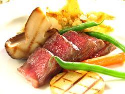 地産地消! 自慢の仙台牛ステーキ