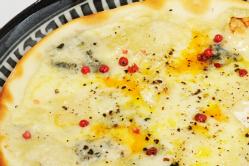 蕎麦粉を使ったぴピッツァも人気!