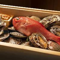 鮮度にこだわる県産海鮮もお楽しみください