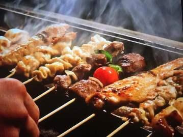 もつ焼串・蕎麦牛丼 肉問屋センター image