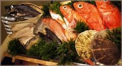 旬の魚介や地酒など 秋田の美味をお楽しみ下さい。