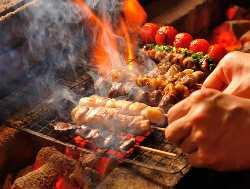 TAMAMIYAの焼鳥のタレは一味違う! 素材の味を生かした特製ダレ