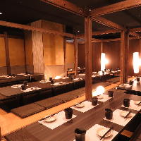 【宴会×個室】3000円~6000円まで各種宴会コースあります♪