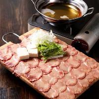 仙台と言えば牛タンが人気♪牛タンを使った創作料理が豊富♪