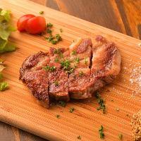 イベリコ豚ベジョータのステーキは絶品!