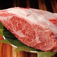 焼肉に最適な「仙台黒毛和牛」を使用しています。