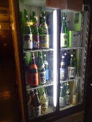 日本酒冷蔵庫 まだまだ増えま~す