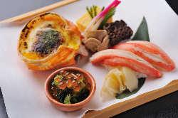 旬の食材を使った 東北・宮城のうまいもんをご用意!!