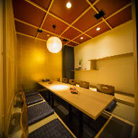 【個室空間】接待・会社宴会にも 個室は2名様〜最大40名様対応