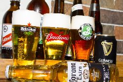 生ビール常時3種類!!ぜひ、飲み比べしてみてください。