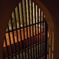 隠れ家風個室