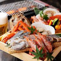 仙台駅3分肉割烹×創作和食◆美味しい料理と美味しい地酒で乾杯