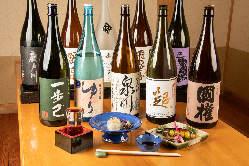 <ヒレ酒>寒い日にオススメ。河豚の旨みと香りで贅沢に。