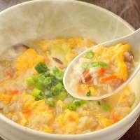 【トマトサラダ】 33年続く当店伝統のドレッシングも美味!
