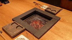 炭火+仙台牛超熟成肉は格別。
