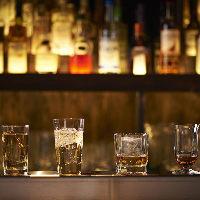 ウイスキーそれぞれの個性を引き出した飲み方で