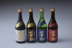 酒処・福島の地酒も多数ご用意しております。