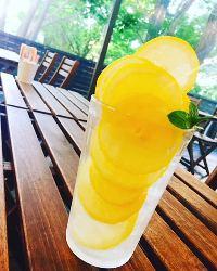 特製のレモンサワーは夏にぴったりのおすすめドリンクです