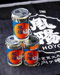 日本酒は宮城県の『鳳陽』をワンカップでご提供!