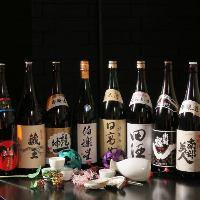宮城県を始め、地酒を豊富に取り揃えています。