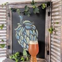 ビールに合うグラスでご提供する、ギャレスのアジトのこだわり!