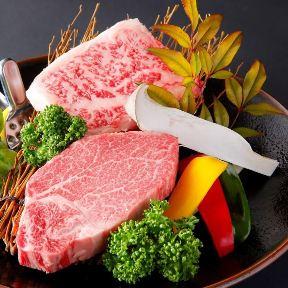 米沢牛の案山子 image