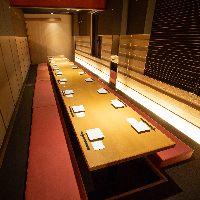 岡山での宴会なら当店へ!個室は2~最大24名様までご利用可!