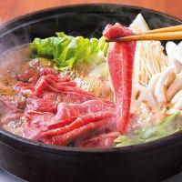 たまには贅沢!美味しい和牛ですき焼きを。特別な日にもおすすめ