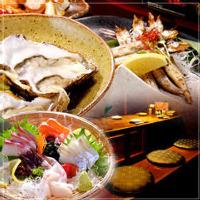 瀬戸内の鮮魚や牡蠣など 広島食材満載です