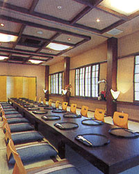 最大60名様までの個室です。