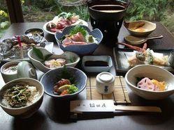 蔵元の美酒&本格和食で大人の宴を。※写真はイメージ