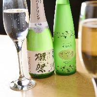 <スパークリング日本酒> 誕生日 記念日に