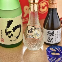 <純米大吟醸> 日本酒の最高峰